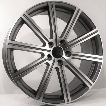 4Racing 5X108 18X8 ET42 HASTING GMFM 67,1