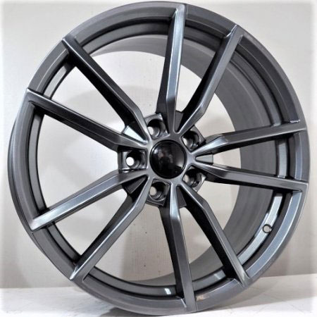 4Racing 5X112 17X7.5 ET45 HOGAN GFM 57,1