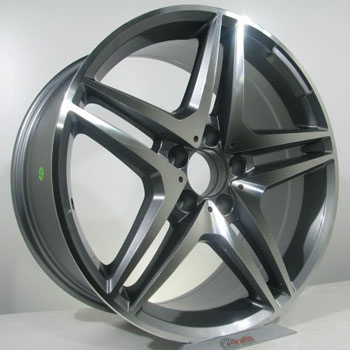4Racing 5X112 18X8.5 ET40 STAR2 GFM 66,45