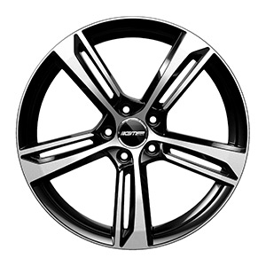 GMP Italy 5X112 18X8 ET35 PAKY BMF 66,5
