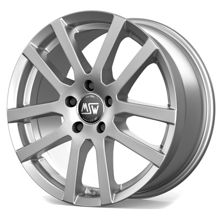 MSW 4X108 16X6.5 ET25 MSW 22 Full Silver 73,1