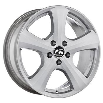 MSW 5X108 16X7 ET32 MSW 19 Full Silver 65,1
