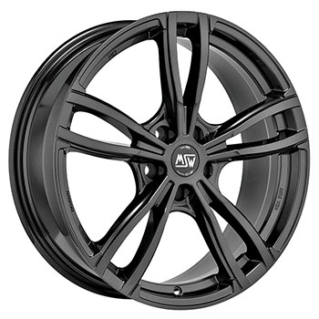 MSW 5X112 17X7.5 ET35 MSW 73 Gloss Dark Grey 73,1