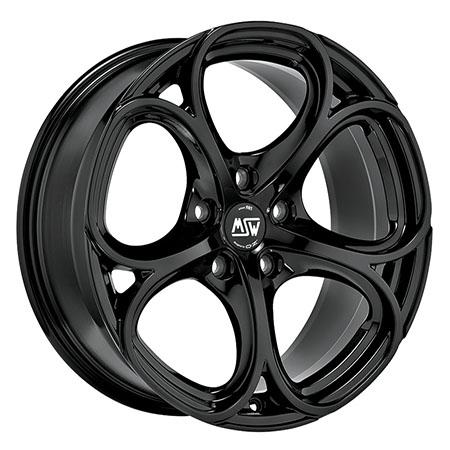 MSW 5X110 18X8 ET30 MSW 82 Gloss Black 65,1
