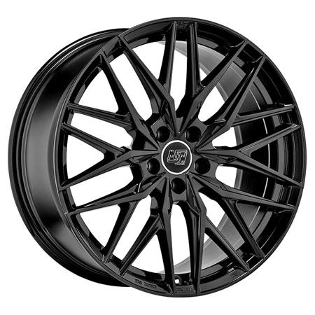 MSW 5X108 20X8.5 ET45 MSW 50 Gloss Black 73,1
