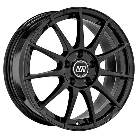 MSW 4X108 15X6 ET22 MSW 85 Gloss Black 65,1