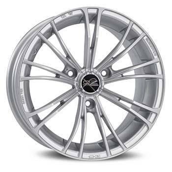 OZ 3X112 15X5.5 ET30 X2 Full Silver 57,1