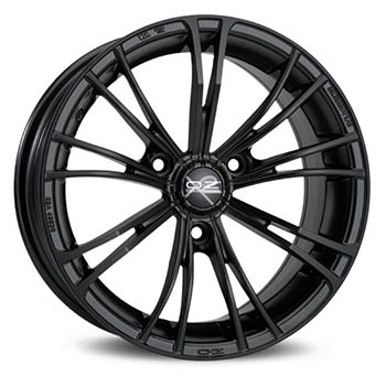 OZ 3X112 15X5.5 ET30 X2 Gloss Black 57,1