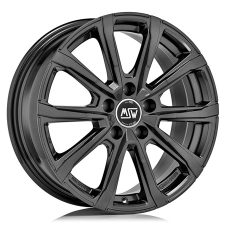 MSW 5X112 16X6.5 ET41 MSW 79 Gloss Dark Grey 57,1