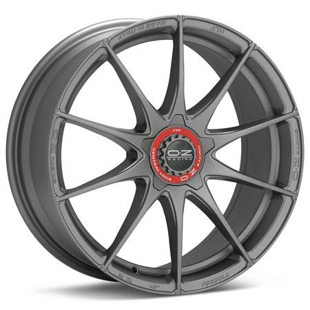 OZ 5X115 17X8 ET40 FORMULA HLT Grigio Corsa 70,2