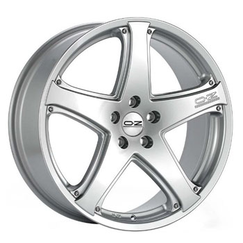 OZ 5X114.3 20X8 ET32 CANYON ST Metal Silver 79