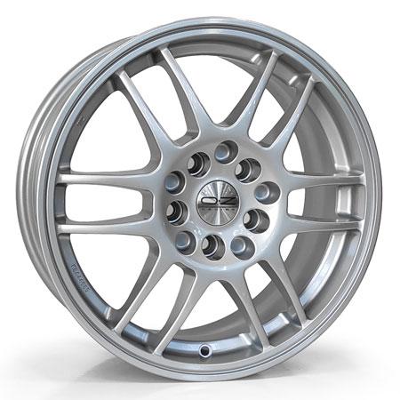 OZ 5X108 16X6.5 ET50 F1 SPORT Silver Standard 67,1
