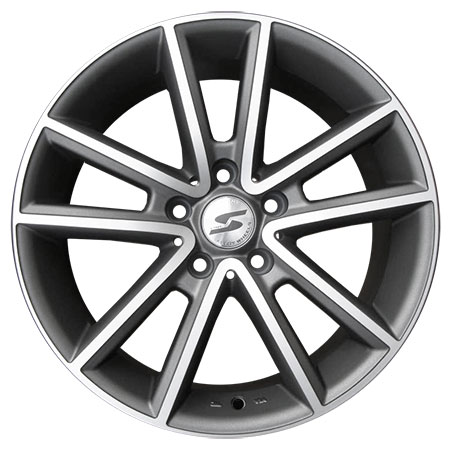 Silverline 5X115 17X7.5 ET42 COLORADO ICE G 73,1