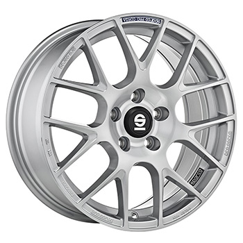 SPARCO 5X112 17X7.5 ET35 SPARCO PRO CORSA Full Silver 73,1