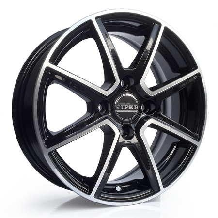 Viper 4X108 14X5.5 ET24 Miami V8 BMF 65,1